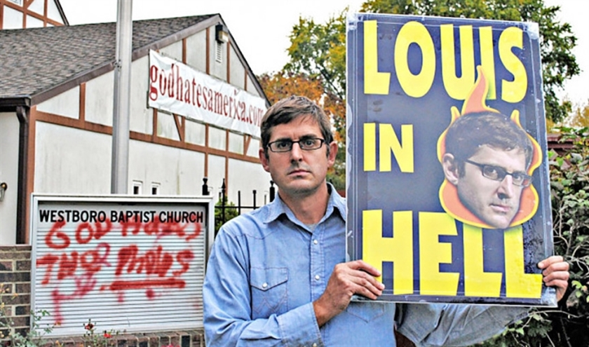 TV-optie: Louis Theroux: America's most hated family in crisis