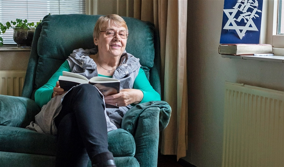 Ouderenportret: 'De Bijbel heb ik aan flarden gelezen'