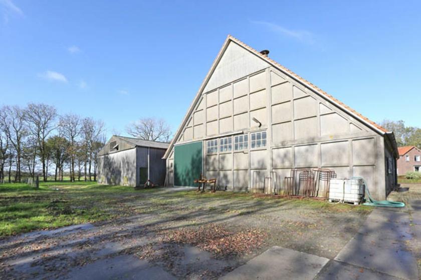 Vastgoed: Eén van de 978 boerderijen van NV Schokbeton