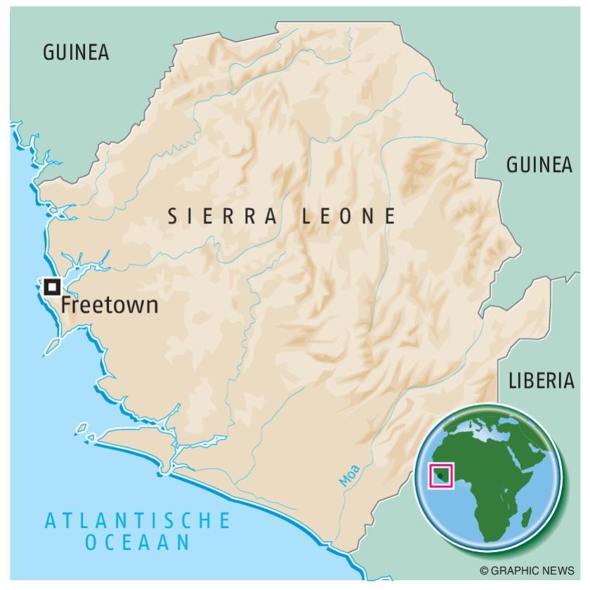 'Abortuswet Sierra Leone remt sterfte niet'