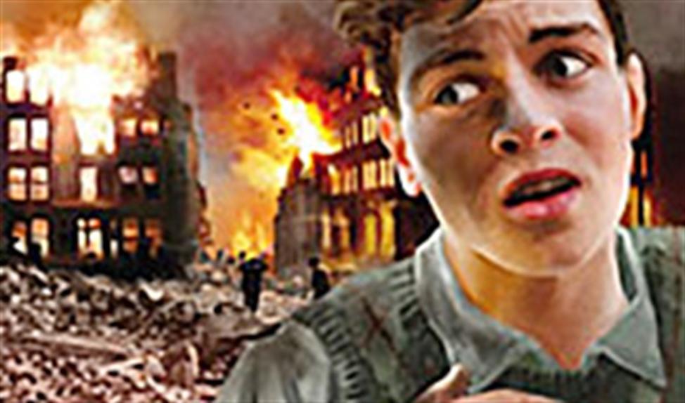 Feuilleton: Vuur over de stad (3)