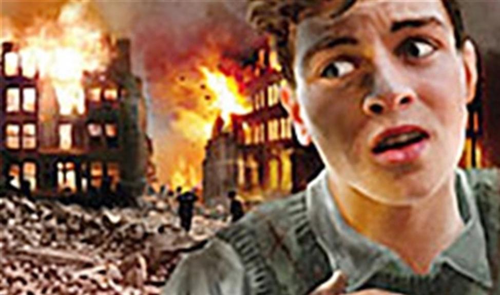Feuilleton: Vuur over de stad (23)