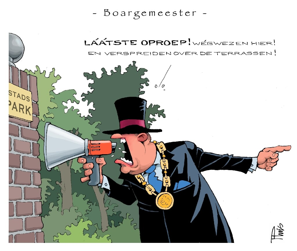 Cartoon  (beeld Pluis)