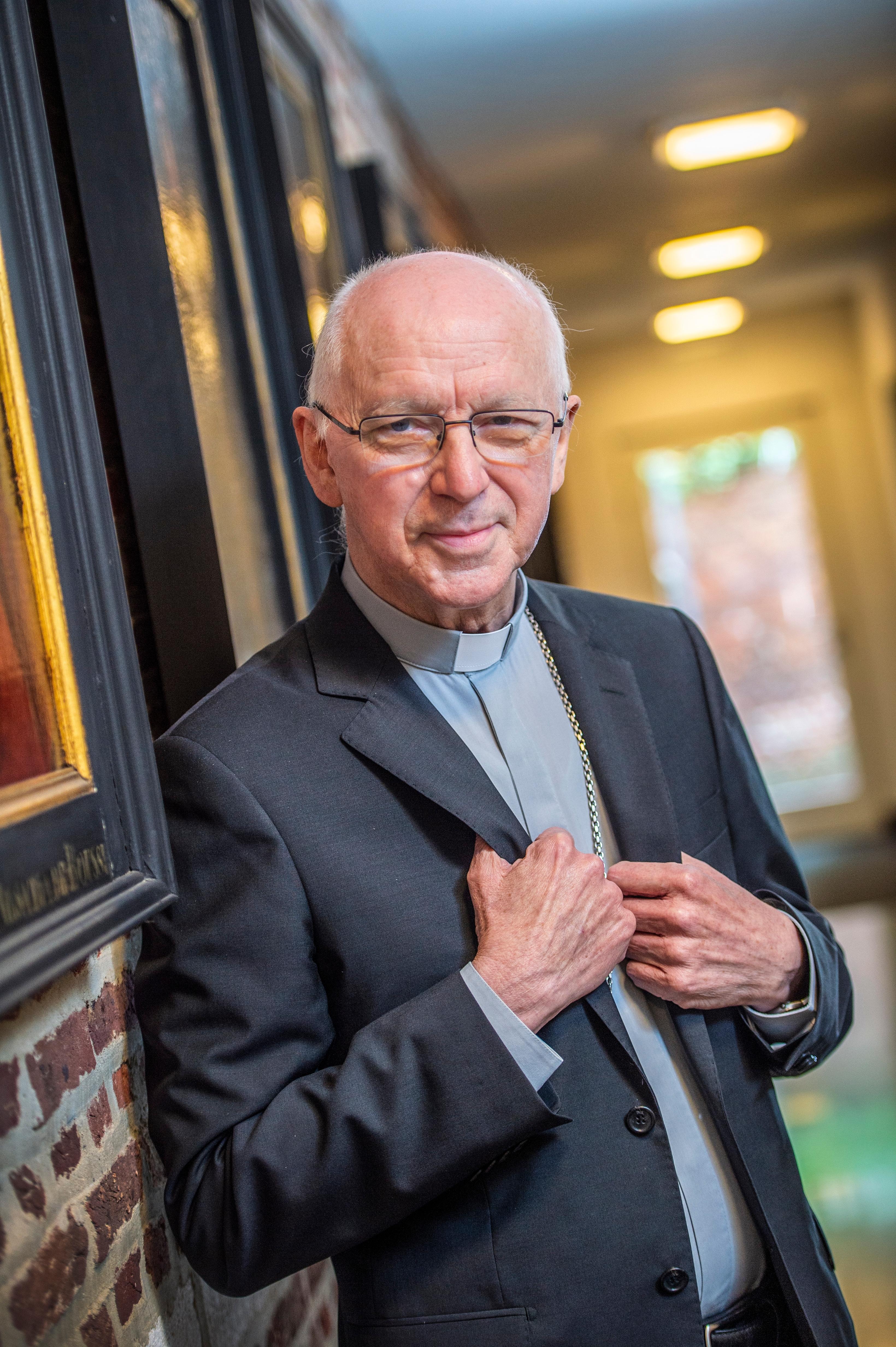 Kardinaal Jozef De Kesel