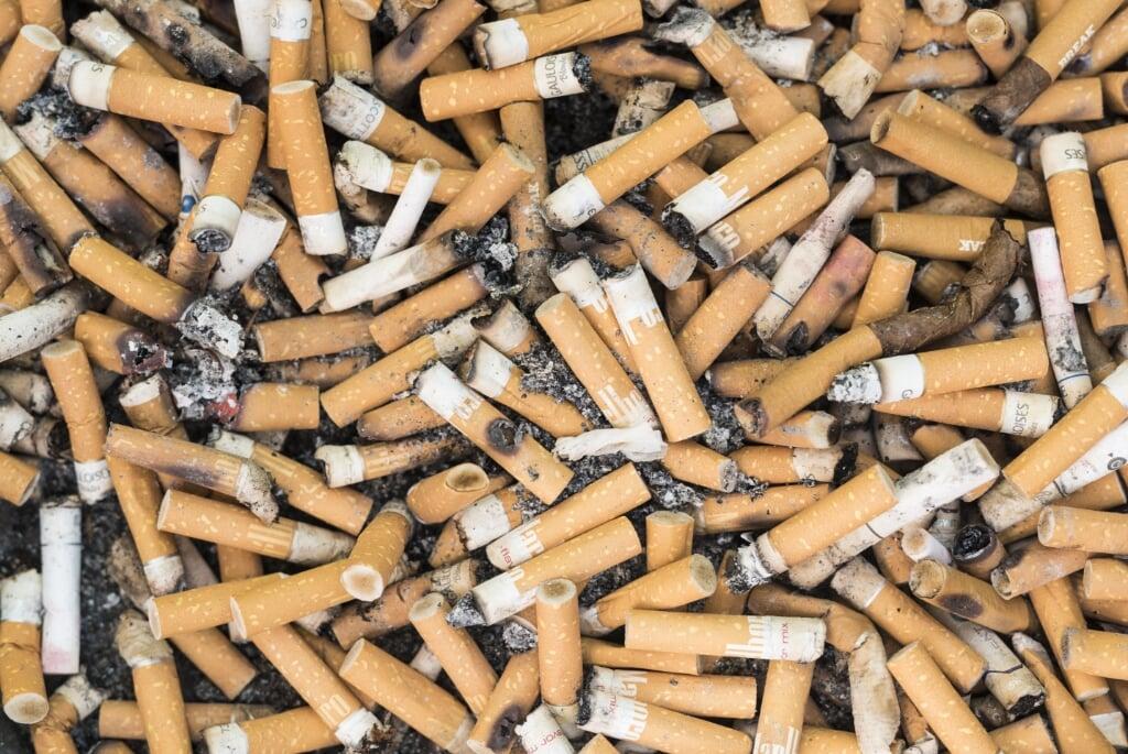Zijn sigaretten over een paar jaar verboden?  (beeld anp / Roos Koole)