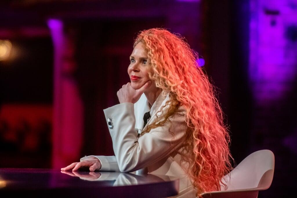 Roxane van Iperen  (beeld anp / Ferdy Damman)