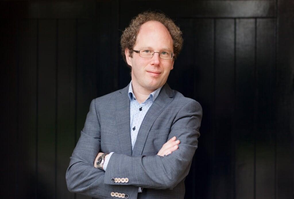 Willem-Maarten Dekker  (beeld Dick Vos)