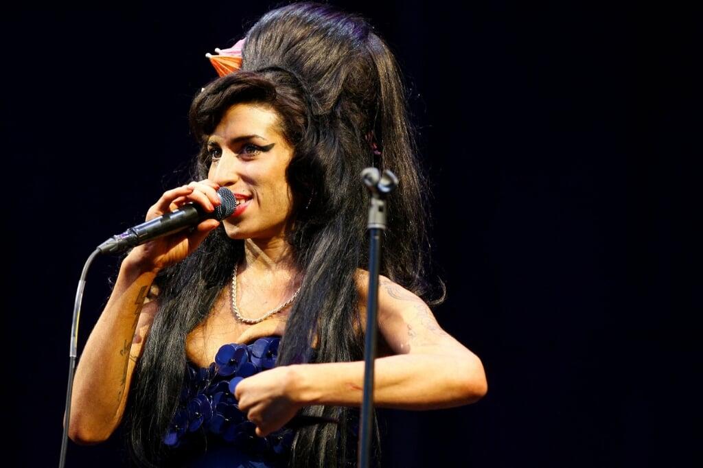 Amy Winehouse  (beeld afp / Ben Stansall)