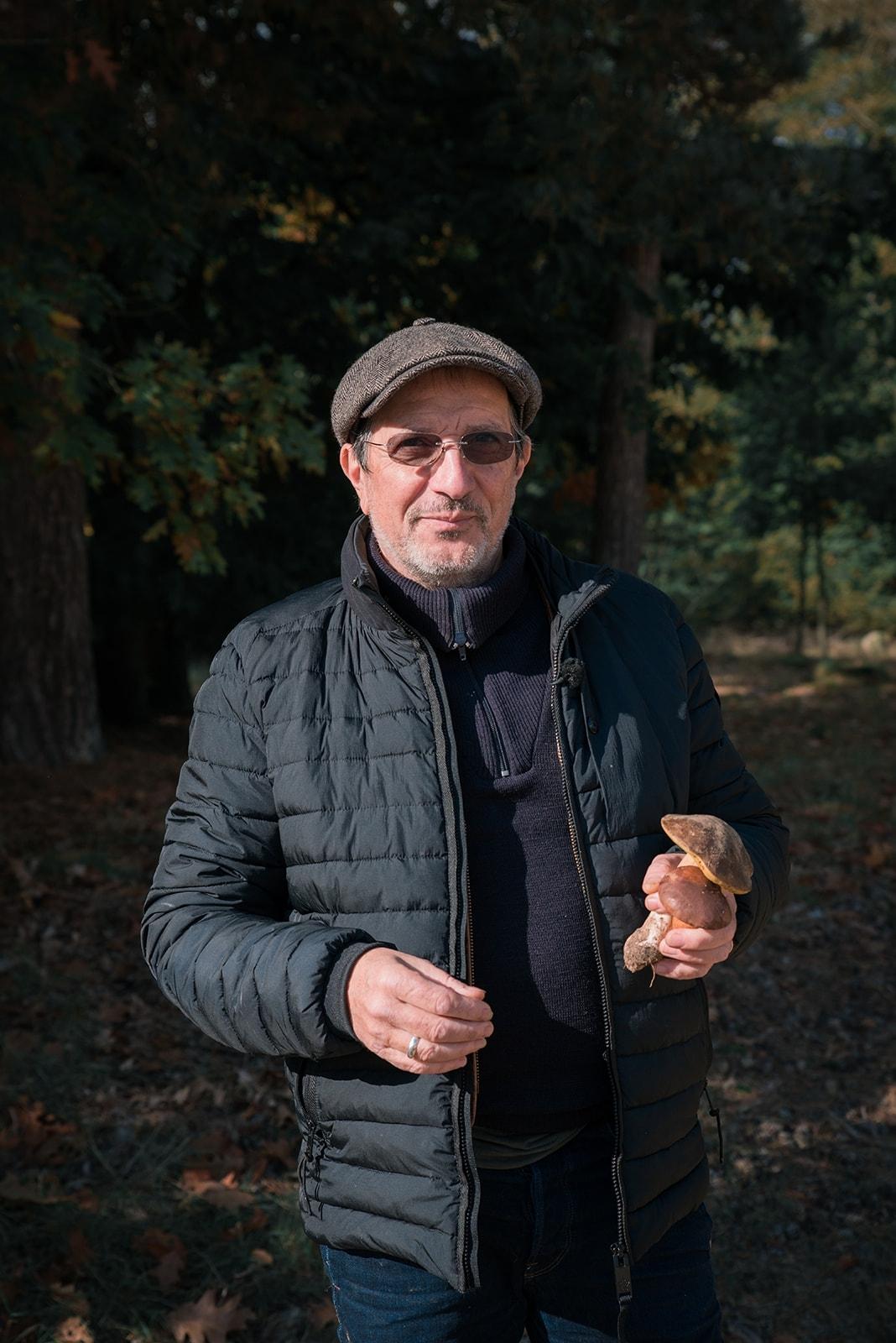 Alain Carron, BinnensteBuiten