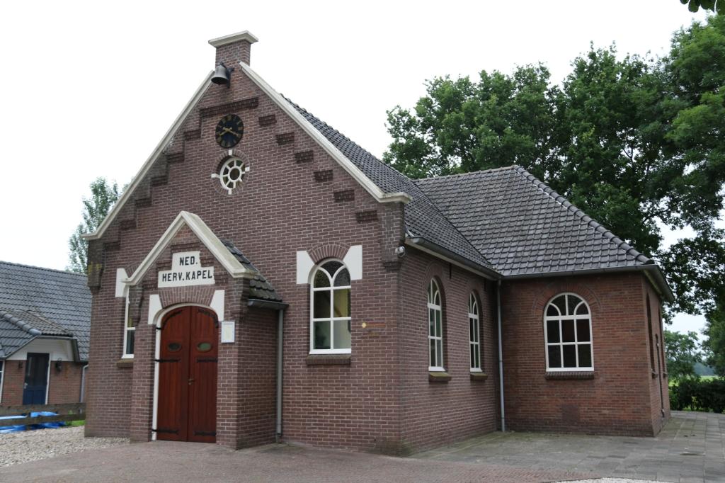 de Kapel in Schuinesloot wordt gesloten G. Brokelman ©