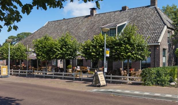 <p>Museumboerderij De Ar, de plek waar de schilderijen hangen.</p>