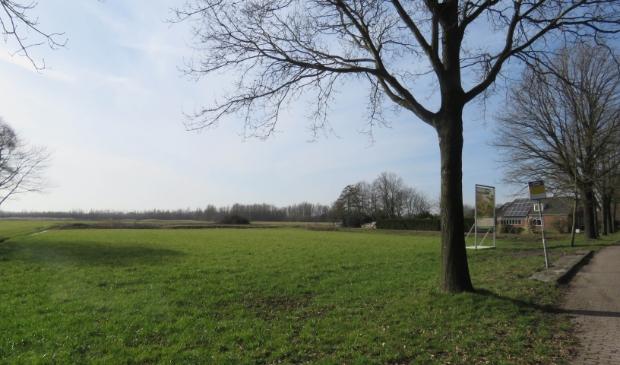 Meer woningbouw aan het water in Harkstede. Daar komen nu 20 vrije kavels voor beschikbaar.