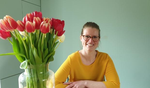 """<p>Mariëlle Oosterhuis-Vast: ,,Iedereen is wel weer toe aan een feestje.""""</p>"""