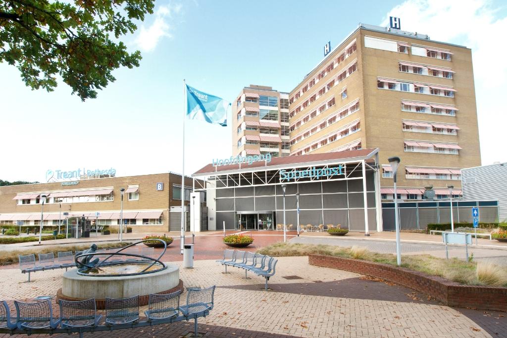<p>Het Bethesda in Hoogeveen (foto Bianca Verhoef).</p>