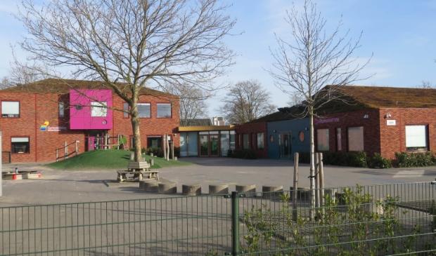 Het Kindcentrum Woldwijck met De Regenboog en 't Vlot is nu alweer te klein.
