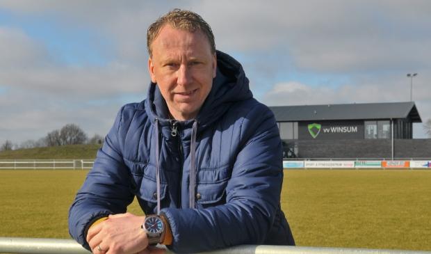 <p>Wiebrand Top is de nieuwe hoofdtrainer van de dames van vv Winsum.</p>