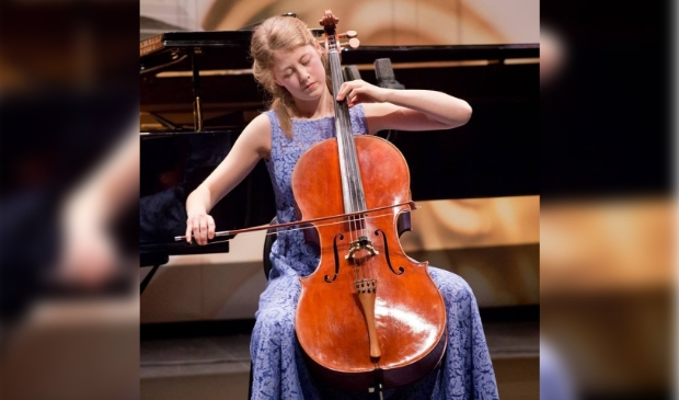 <p>Celliste Mare Keja uit Anderen won in 2020 de Drents Talentprijs Cultuur.&nbsp;</p>