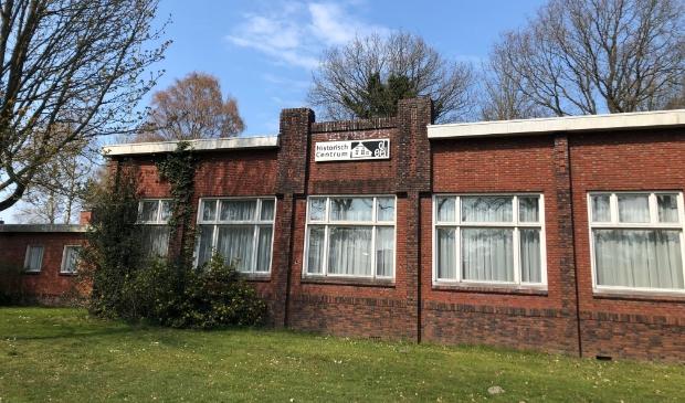 Het huidige onderkomen van historische vereniging Ol Eel aan de Bähler Boermalaan in Paterswolde.