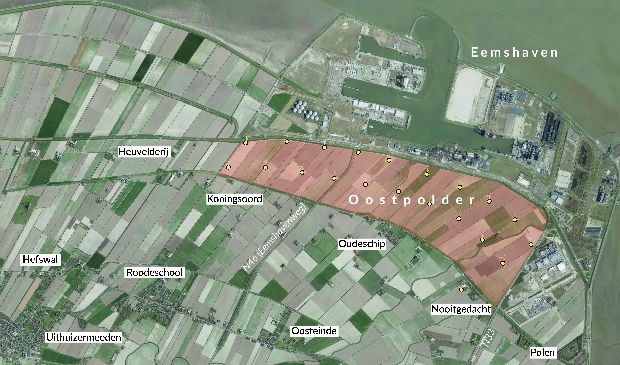 <p>Door de uitbreiding schuift de Eemshaven op richting onder andere Oudeschip, maar volgens de gemeente en de provincie blijft de woonfunctie van de omliggende dorpen zoveel mogelijk behouden.&nbsp;</p>