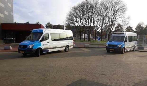 De stadsbus en buurtbus van Stichting Stadsvervoer HS gaan vanaf maandag weer rijden.