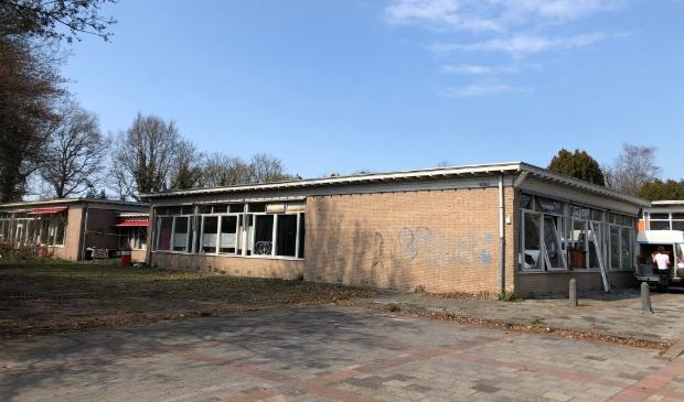De voormalige Bladergroenschool in Paterswolde.