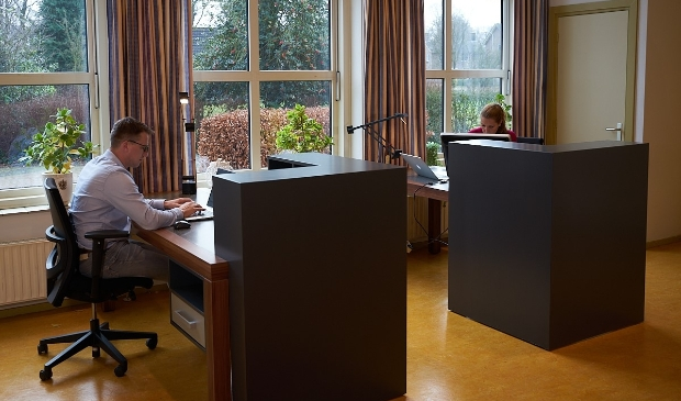 <p>Dorpshuis Over Entinghe in Dwingeloo beschikt sinds kort over flexplekken.</p>