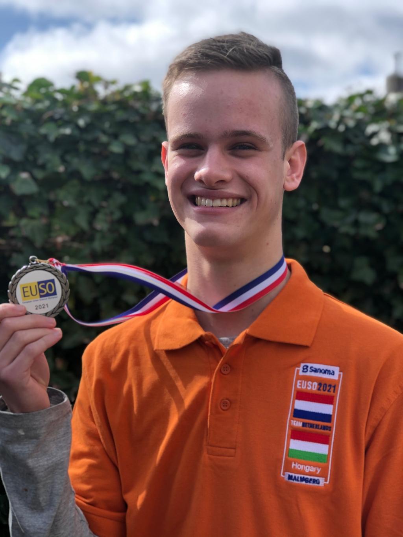 Tristan van der Beek.