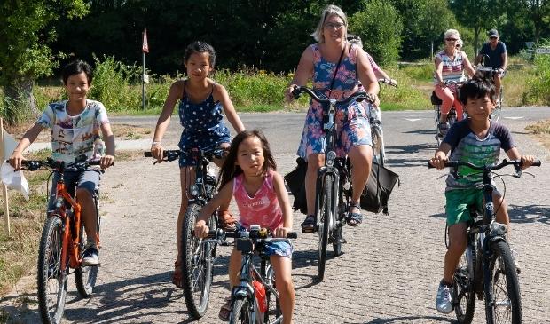 <p>De DrentseFiets4Daagse wordt gehouden van 13 tot en met 16 juli (foto Gerrit Boer).</p>
