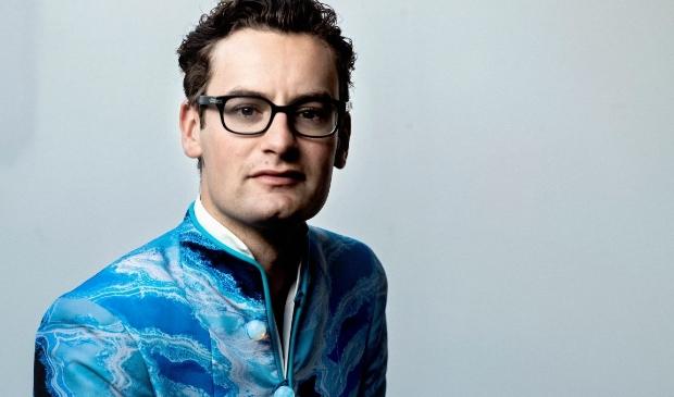 <p>Splinter Chabot is de komende interviewgast van Biblionet Drenthe (foto Anton Corbijn).</p>