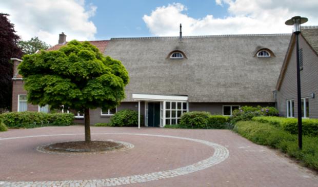 <p>De aula bij begraafplaats De Walakker in Zuidlaren. (foto Uitvaartvereniging Zuidlaren)</p>