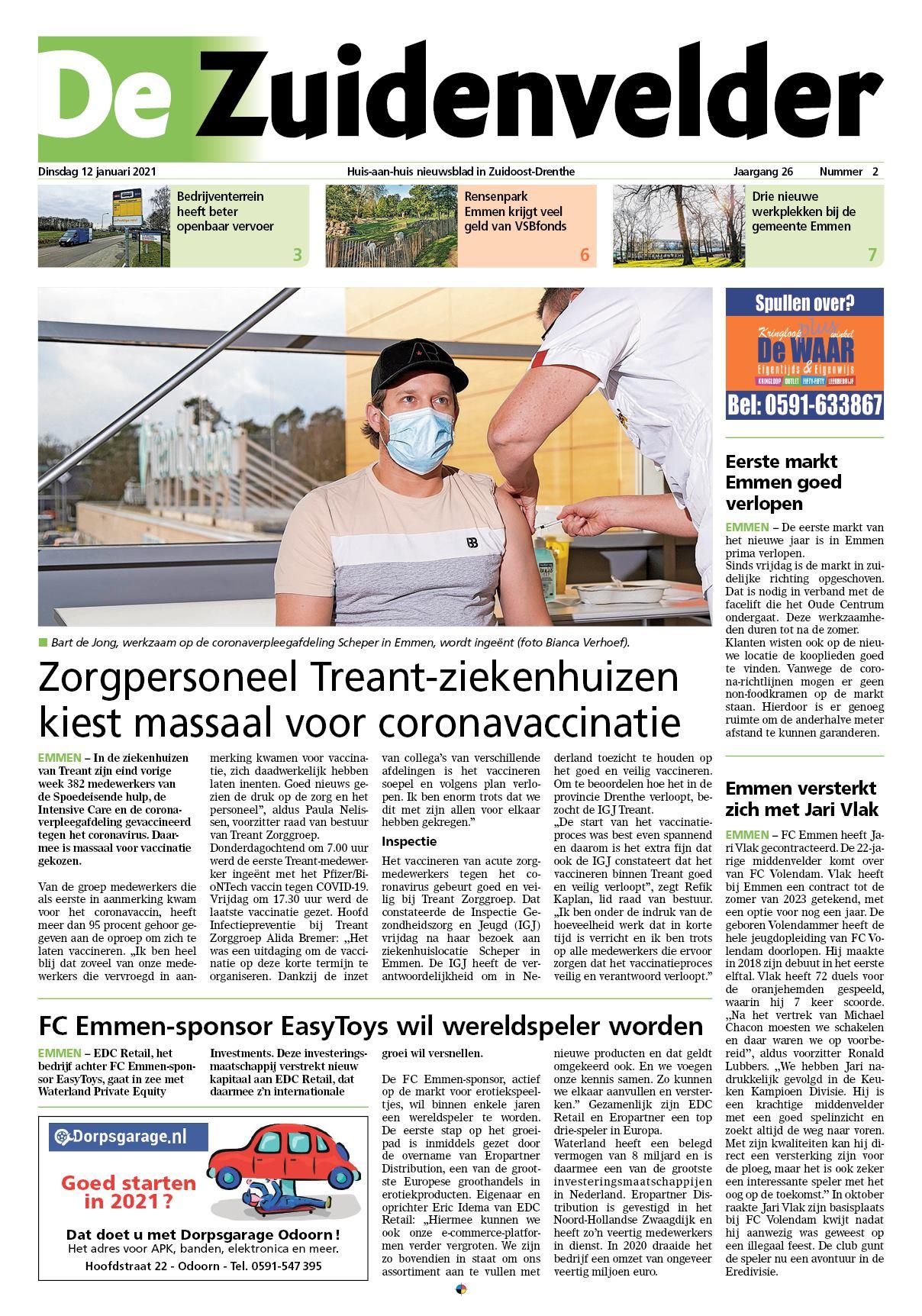 Digitale krant