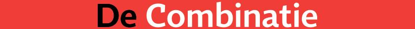 Logo decombinatieridderkerk.nl