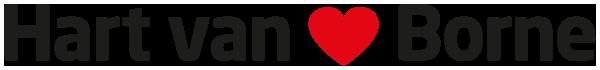 Logo hartvanborne.nl