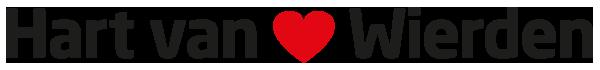 Logo hartvanwierden.nl