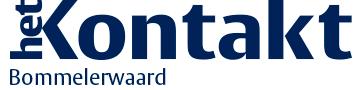 Logo hetkontakt.nl/bommelerwaard