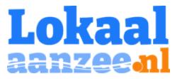 Logo lokaalaanzee.nl