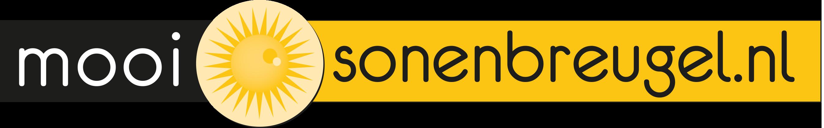 Logo mooisonenbreugel.nl
