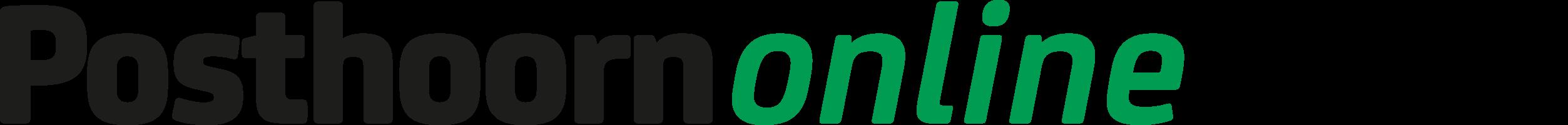Logo posthoorn-online.nl