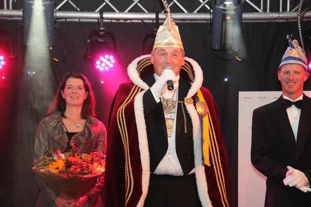 "Prins Gertjan I: ""Wij schiete ons doel nie vurbè !"" Foto:  © mooibernheze"