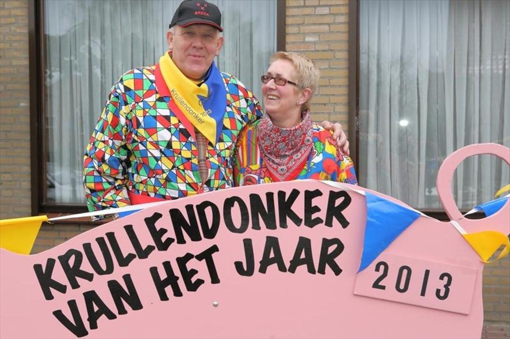 Ben van Breda Krullendonker van 2013 Foto:  © mooibernheze