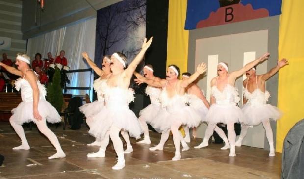 Pronkzittingen 2014 in Snevelbokkenland