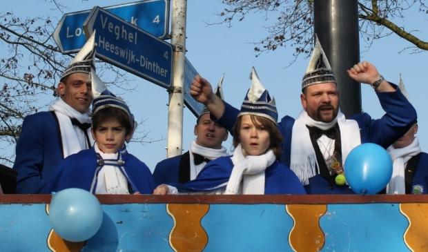 Opgave carnavalsoptocht