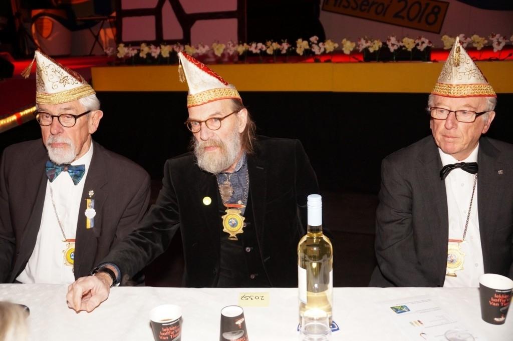 Pronken op de Weverszitting Foto: Yvonne Rosenhart en Rian van Schijndel © mooibernheze