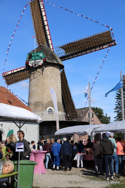 Heeswijk-Dinther - Oogstfeest Kilsdonkse Molen  Foto: Heidi Verwijst © mooibernheze