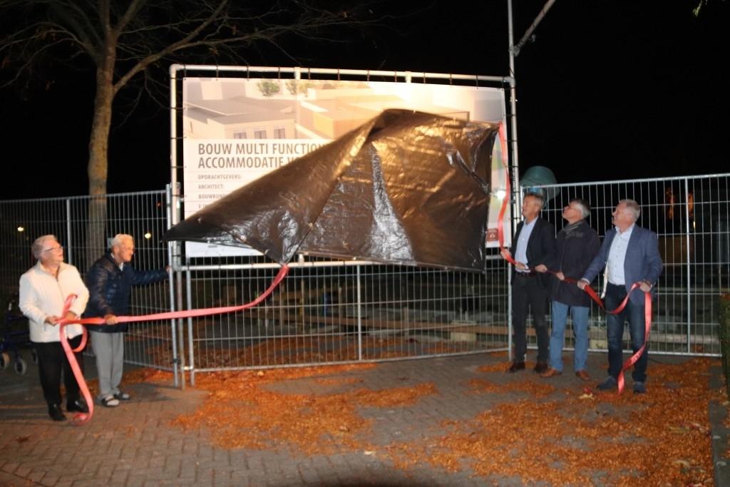 Vorstenbosch - Opening bouw multifunctionele acommodatie  Foto: Heidi Verwijst  © mooibernheze