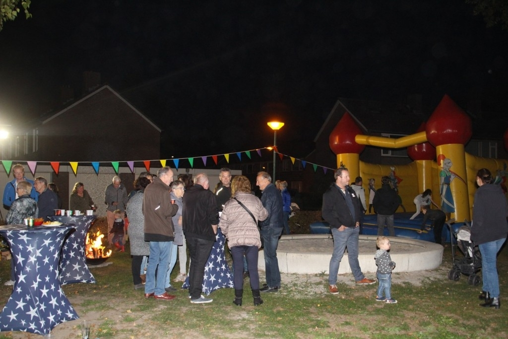 Nistelrode - Opening speeltuin Boestestraat Foto: Rian van Schijndel © mooibernheze