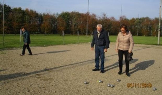 Nistelrode - Jeu-de-boules- en Schiettoernooi  Foto: Jos Bongers © mooibernheze