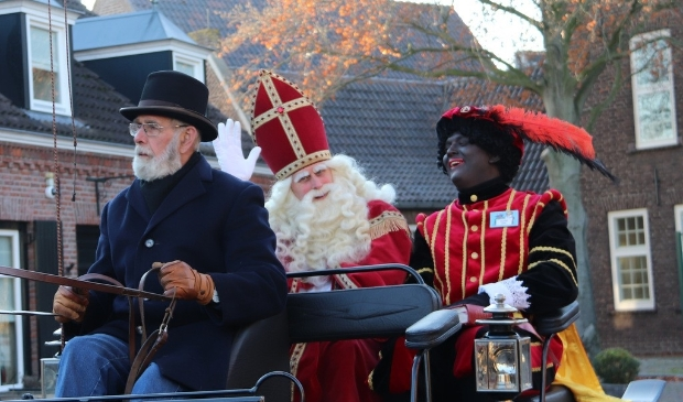 Nistelrode - Sinterklaasintocht 2018