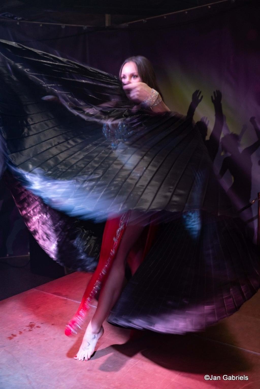 Loosbroek - Mysterious Night tijdens 11-11 bal De Kreuge Foto: Jan Gabriëls  © mooibernheze
