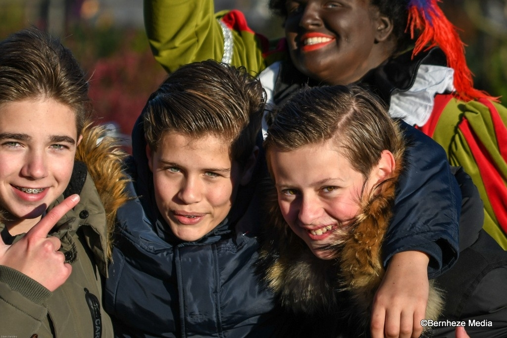 Heeswijk-Dinther - Sinterklaasintocht 2018 Foto: Edwin Hendriks © mooibernheze
